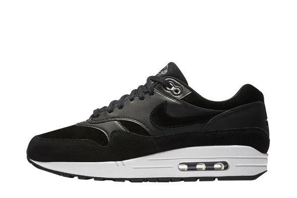 Nike AIR MAX 1 Premium Hombre Negras 875844-001