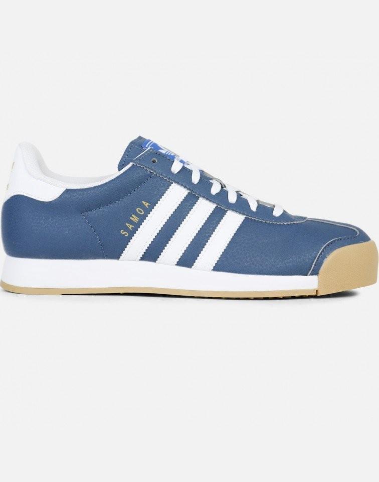 Adidas Samoa Hombre Azules AQ7911