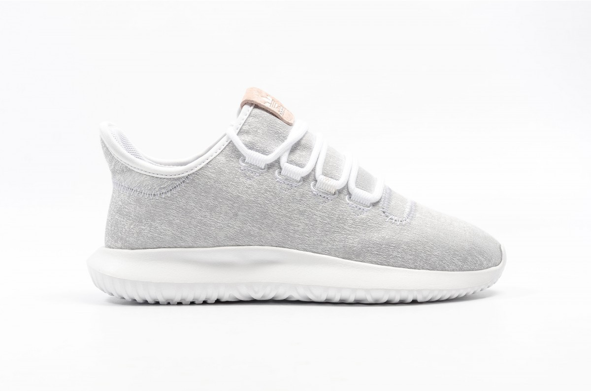 Adidas Tubular Shadow Mujer Grises BY9735