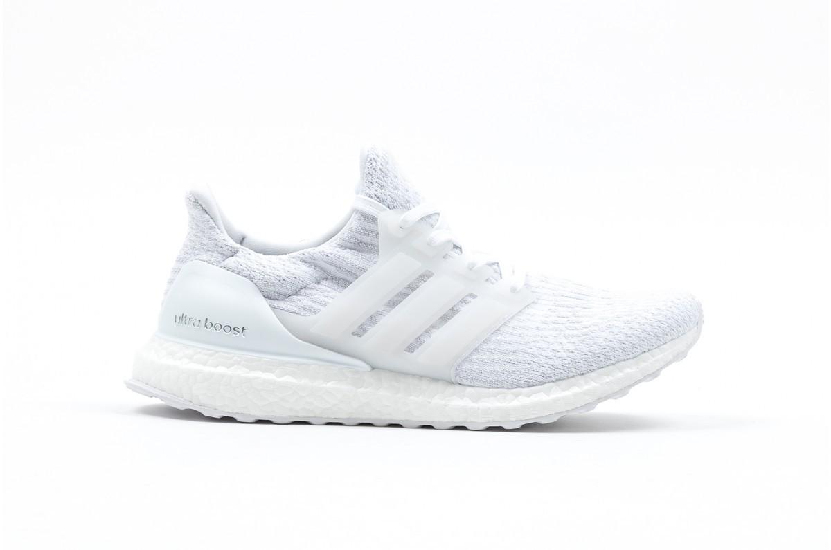 Adidas Ultra Boost 3.0 Hombre Blancas BA8841