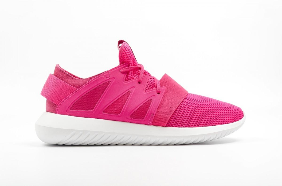 Adidas Tubular Viral Mujer Rosas AQ6302