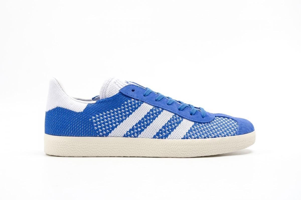 Adidas Gazelle Primeknit Hombre Azules BB5246