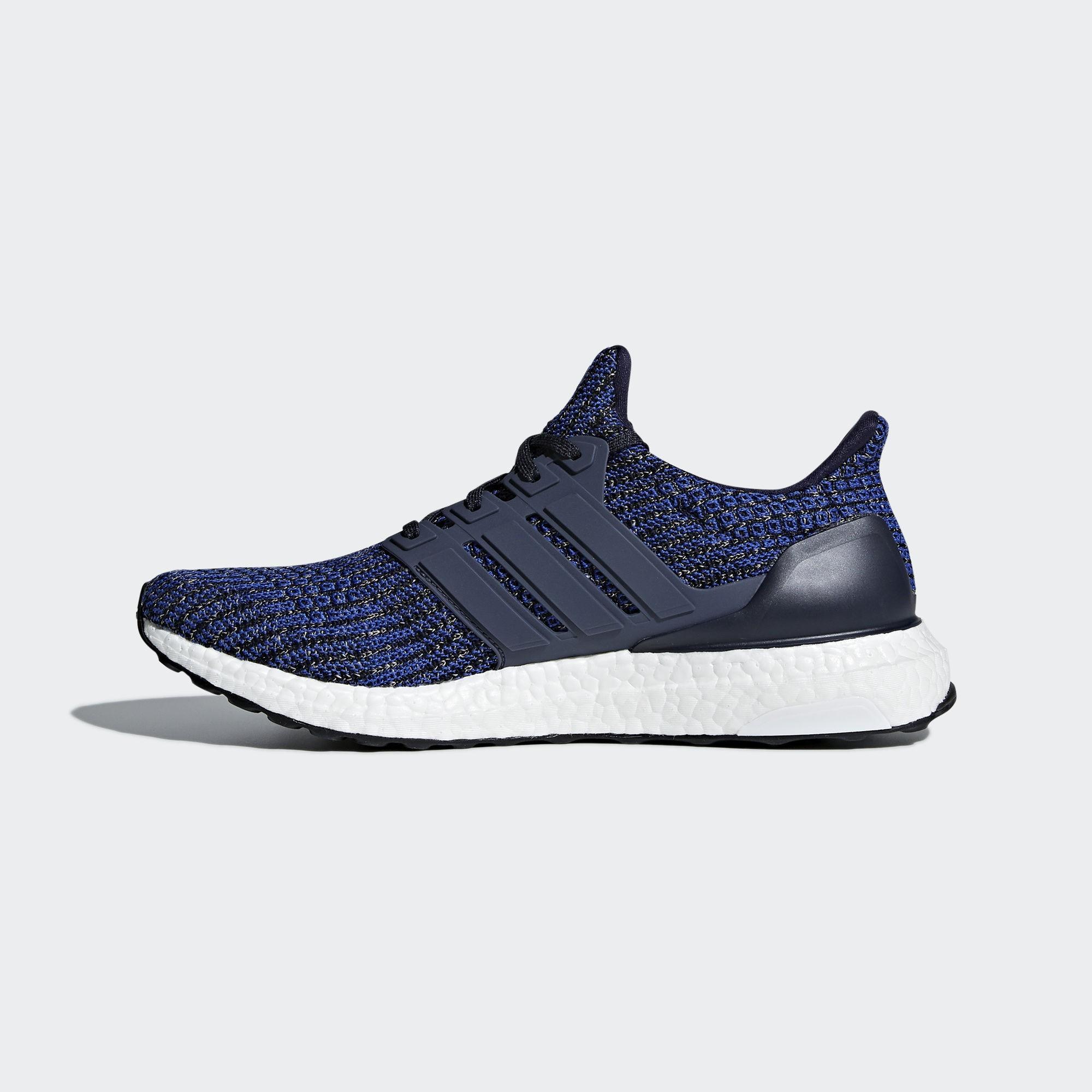 Adidas Ultra Boost 4.0 Hombre Corriendo Zapatilla Azules CP9250