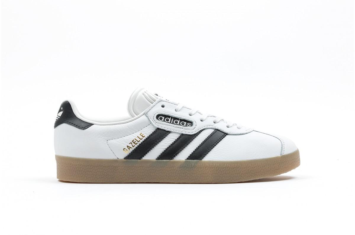 Adidas Gazelle Super Hombre Blancas BB5243